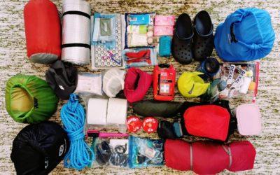 8 päivää erämaassa – vaellusvarusteet Muotkatuntureiden ruskavaellukselle
